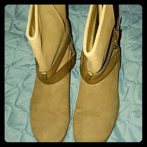 Womens Biker Boots From SHOEDAZZLE